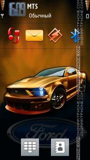Ford 07 theme screenshot