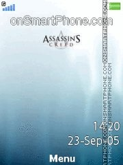 Assassins Creed 03 es el tema de pantalla