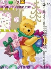 Winnie The Pooh 12 es el tema de pantalla