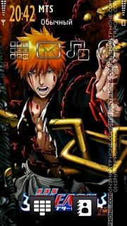 Ichigo V2 02 theme screenshot