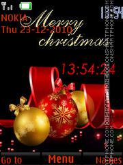Merry Christmas 2013 es el tema de pantalla
