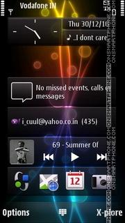 Color Pulse v1.03 by ishaque theme screenshot