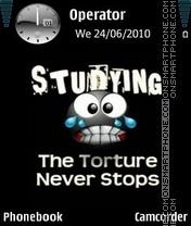 Torture es el tema de pantalla