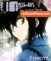 Loveless 3 theme screenshot