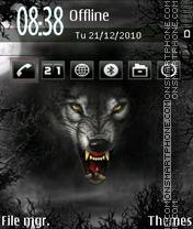 Wolf 07 theme screenshot