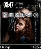 Twillight 01 es el tema de pantalla