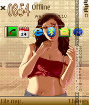 Gta 04 tema screenshot
