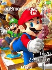 Mario Bros 02 es el tema de pantalla