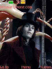 Willy Wonka/Charlie and the Chocolate Factory theme screenshot