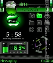 Iphone theme theme screenshot