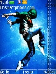 Breakdance theme screenshot