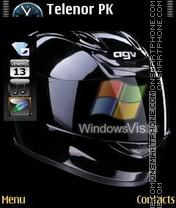 Window Vista Shiney tema screenshot