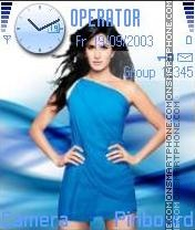 Katrina Kaif es el tema de pantalla