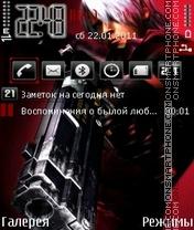 DanteRePack by Afonya777 es el tema de pantalla