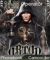 Randy Orton theme screenshot