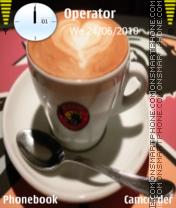 Coffee3 es el tema de pantalla