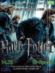 Harry potter es el tema de pantalla