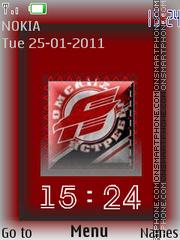 HC Avangard 01 theme screenshot