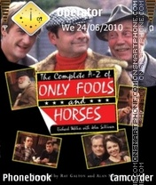 Only Fools And Horses es el tema de pantalla