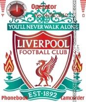 Liverpool FC es el tema de pantalla