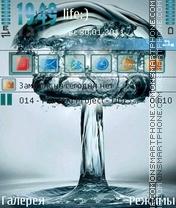 WatherAtomExplosion by Afonya777 es el tema de pantalla