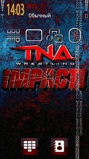 Tna Impact tema screenshot