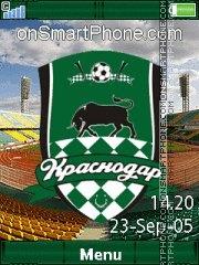 FC Krasnodar Yari es el tema de pantalla