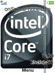 Intel 03 es el tema de pantalla