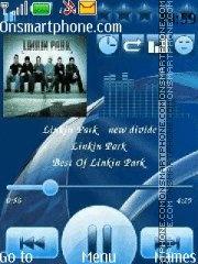 2011 Xpress Music theme screenshot