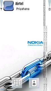 Nokia 7239 es el tema de pantalla