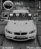 BMW M3 by Afonya777 es el tema de pantalla