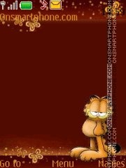 Garfield 2 01 theme screenshot
