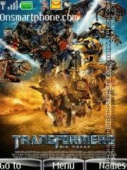 Transformers es el tema de pantalla