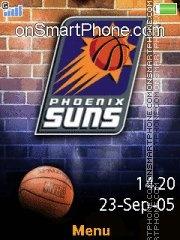 Phoenix Suns 01 es el tema de pantalla