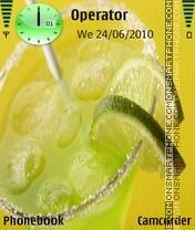 Cocktail es el tema de pantalla