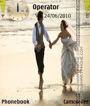Wedding4 es el tema de pantalla