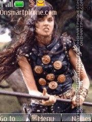 Xena: Warrior Princess theme screenshot