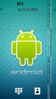 Android 12 theme screenshot