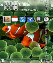 Iphone Original theme screenshot