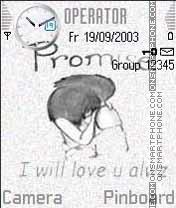 Promise es el tema de pantalla