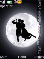 Moon Dancing es el tema de pantalla