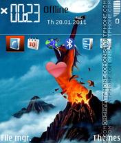 Fantasy 92 es el tema de pantalla