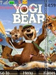 Yogi Bear es el tema de pantalla