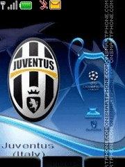 Juventus 2011 theme screenshot