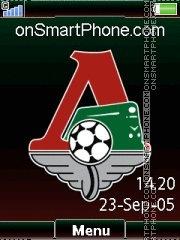 FC Lokomotiv Black Yari es el tema de pantalla