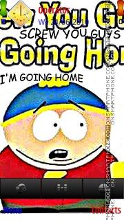 Cartman es el tema de pantalla