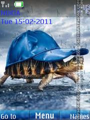 Turtle 01 tema screenshot