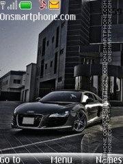 Audi With Tone 01 theme screenshot