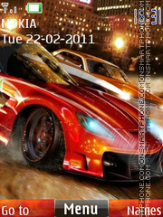 Nfs With Tone 14 theme screenshot