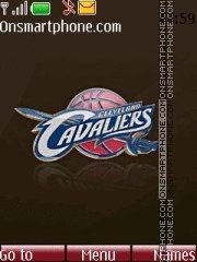 Cleveland Cavaliers 02 es el tema de pantalla